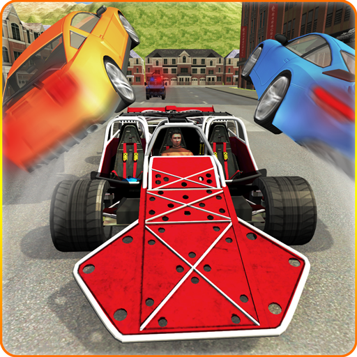 Demolition Derby 3D - Ramp Car