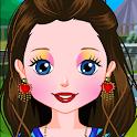 Girl Games: Little Eva Dressup icon