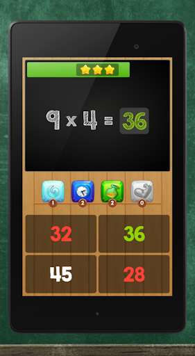 Multiplication Table Kids Math screenshot 11