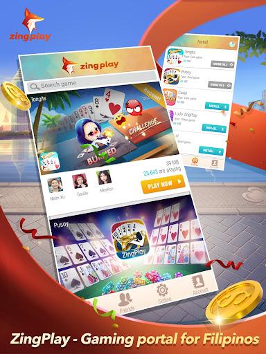 ZingPlay Portal - Games Center - Tongits - Pusoy 1.0.9 screenshots 7