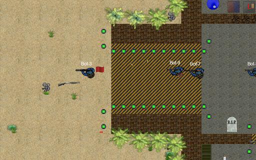 Télécharger 2D Strike  APK MOD (Astuce) screenshots 1