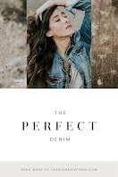 The Perfect Denim - Photo Collage item