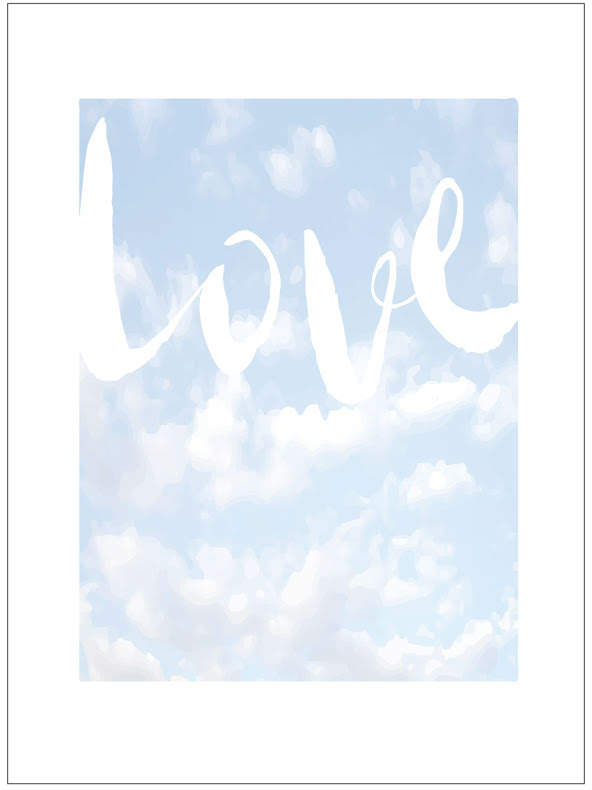 LOVE THE BLUE SKY