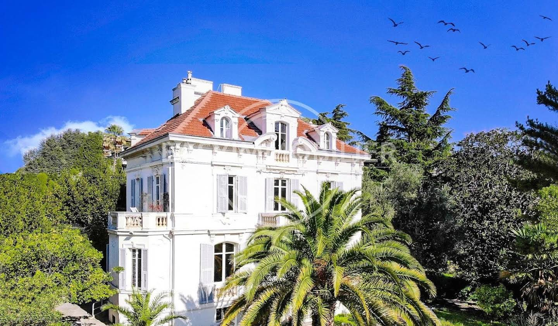 Hôtel particulier avec jardin Nice