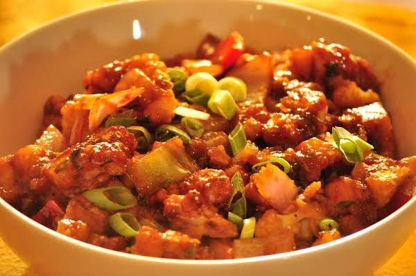 Szechuan Cauliflower Recipe