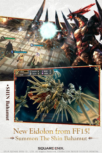 FINAL FANTASY AWAKENINGuff1aSE Authorize 3D ARPG 1.13.1 screenshots 3