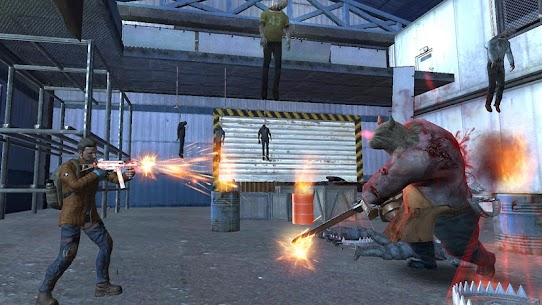 Zombie City : Survival 9