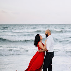 Wedding photographer Anastasia Suslenko (Ogen). Photo of 22.10.2018
