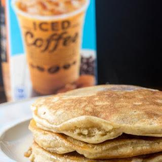 Caramel Macchiato Pancakes Recipe