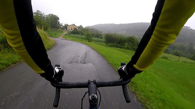 repelencia al agua duradera en ciclismo