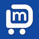 MiniDukan Online Shopping App icon