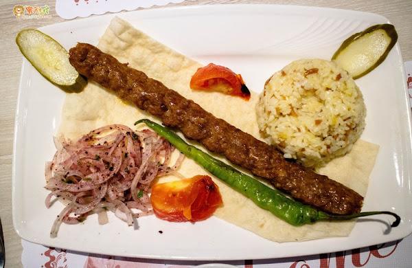 不花貴桑桑的機票錢!一樣能享受道地的土耳其料理 棉花堡土耳其餐廳