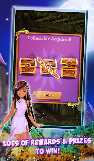 Mahjong Solitaire: Moonlight Magic modavailable screenshots 6