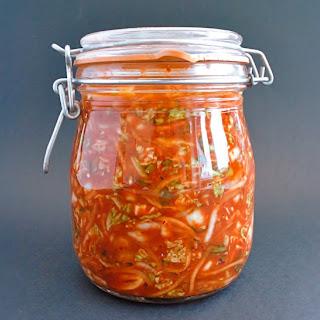 Fish Kimchi Recipes.