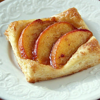 Puff Pastry Peach Desserts Recipes.