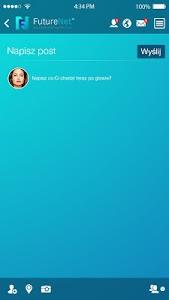 FutureNet your social app screenshot 5