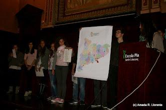 Photo: delegats 2013_mapa