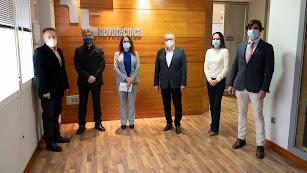 Acto en La Voz de Almería sobre la economía circular y la sostenibilidad en colaboración con Mercadona.