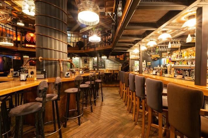 Фото №2 зала Kulibin pub