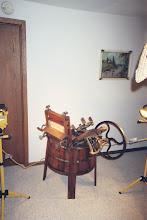 Photo: Dietz Wood Washing Machine
