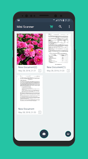 Mini Scanner -Free PDF Scanner App 2.3.7 screenshots 1
