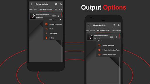 AudioLab - Audio Editor Recorder & Ringtone Maker 1.0.7 screenshots 19