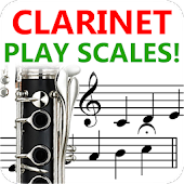 Clarinet Play Scales