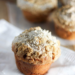 Whole Wheat Chai Spice Muffins