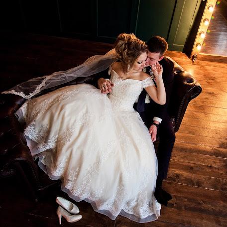 Wedding photographer Sergey Fursov (fursovfamily). Photo of 21.11.2017
