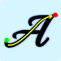 Write ABC - Cursive Alphabets icon