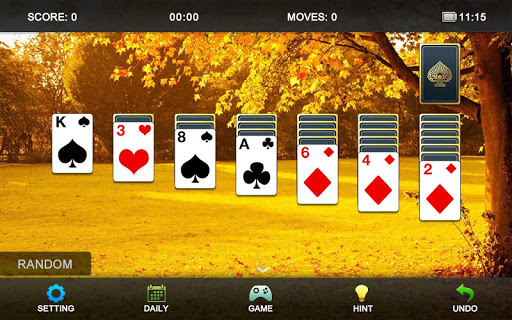 Solitaire! screenshots 8