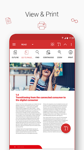 PDF Extra - Scan, Edit, View, Fill, Sign, Convert 6.3.784 screenshots 1