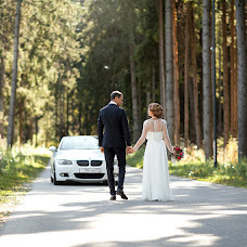 Wedding photographer Aleksandra Pavlova (pavlovaaleks). Photo of 07.09.2018