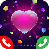 Love Call: Love Caller Screen, Call Screen Themes