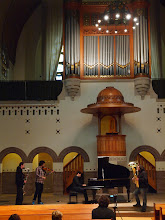 Photo: Stage and organ