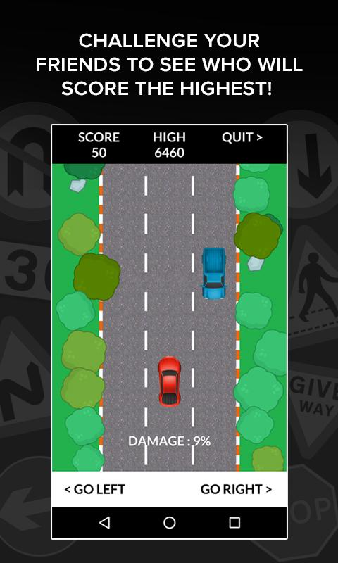 Road Traffic Signs UK Edition- screenshot
