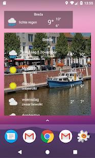 Breda - Weer - náhled