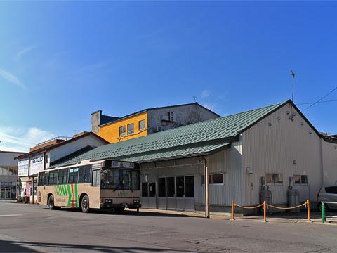 弘南バス 五所川原駅前バスターミナル_01