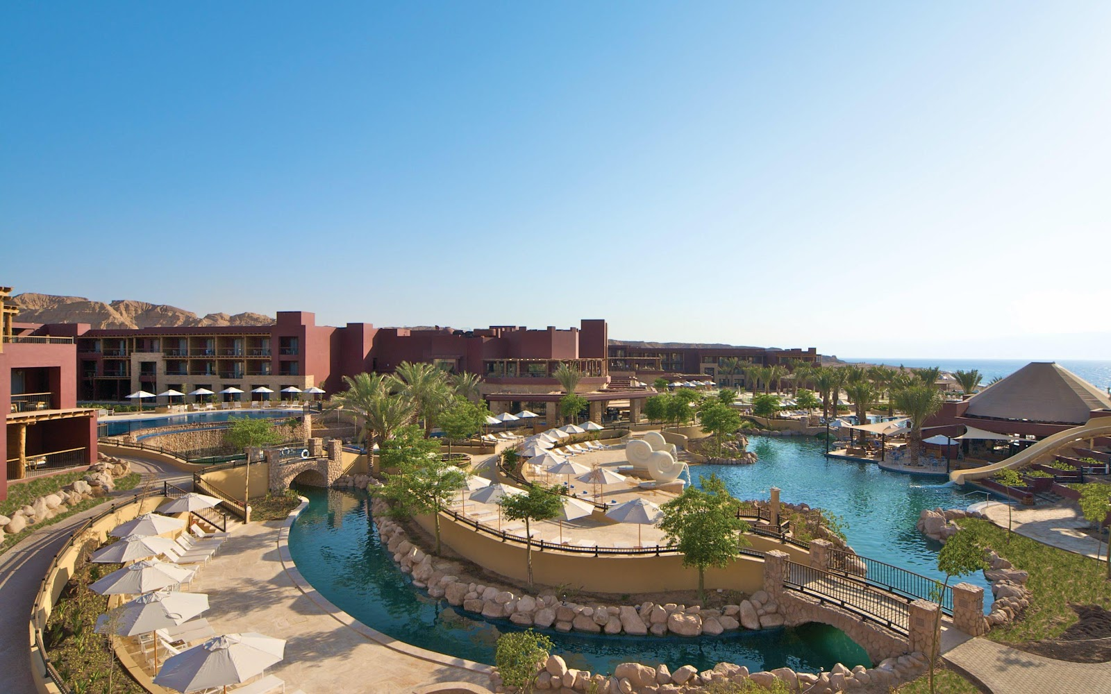 D:\Jamila H Drive\Movenpick Resort and Spa Tala Bay Media Kit\Outdoor\Resort Overview Movenpick Resort & Spa Tala Bay Aqaba (2).jpg