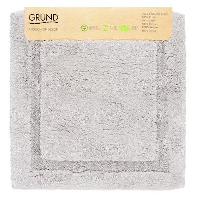 Коврик для туалета Grund Natur серый 60х60 см