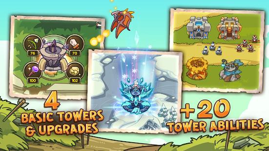 pokemon tower defense mod apk