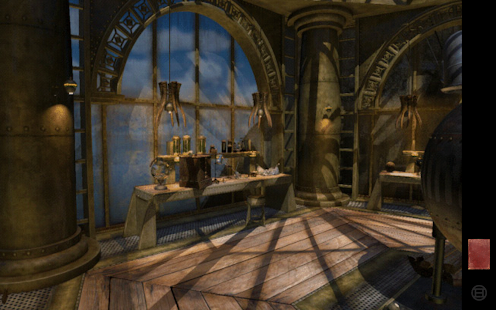 Riven: The Sequel to Myst Screenshot