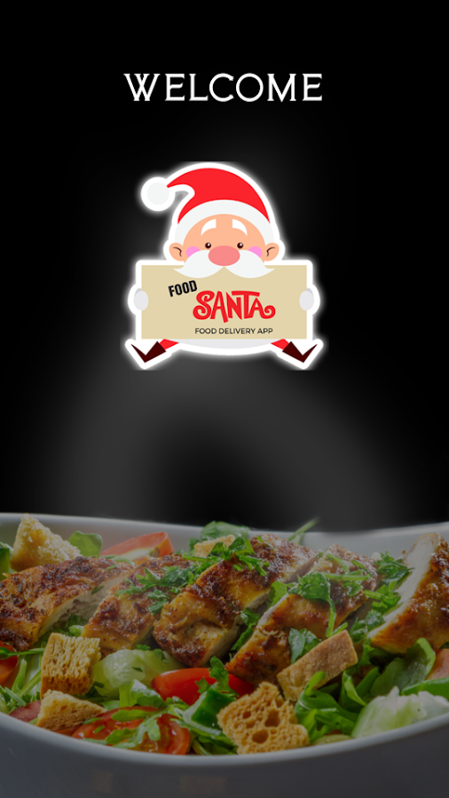 Food Santa- screenshot