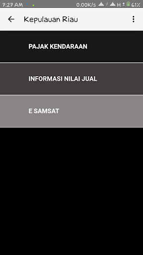 Samsat Online 1.7 screenshots 4