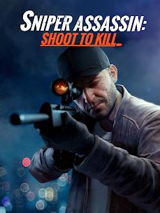 Sniper 3D Gun Shooter MOD Apk 3.10.1 (Unlimited Coins) 7