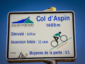 Photo: Topbike Tours - Col d'Aspin