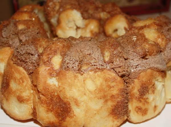 Christmas Eve Shortcut Cinnamon Buns Recipe