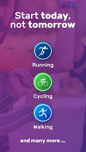 FITAPP Running Walking Fitness Premium Mod Unlocked 2