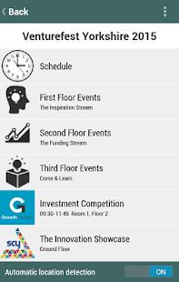 Venturefest Yorkshire 2015 - náhled
