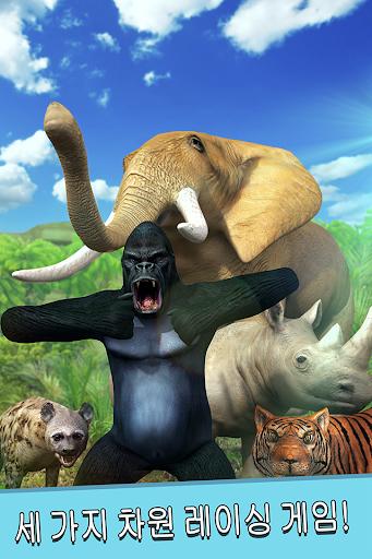 야생 동물 경험: 베스트 2015 게임 시뮬레이션